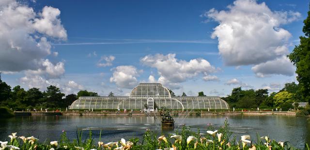 télikert - londoni botanikus kert