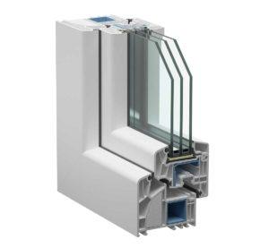 hőszigetelő üvegbetét télikertgyártáshoz