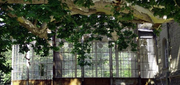 pálmaház - kastélyok magyarországon