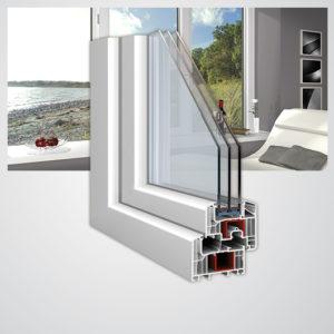 Műanyag ablak gyártás