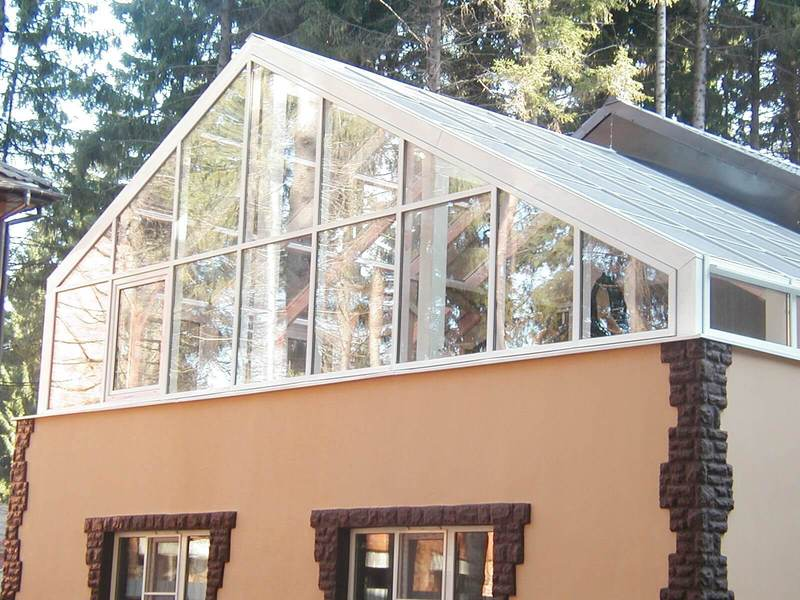 Tető építés, szerkezet, típusok